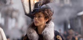 Keira Knightley in Anna Karenina