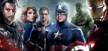 The Avengers Sound Off