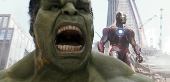 Marvel's The Avengers Trailer