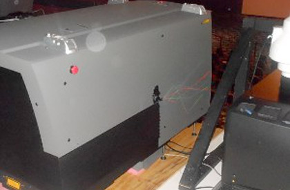 Barco Laser Projector