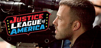 Ben Affleck Justice League