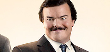Jack Black in Bernie