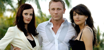 Daniel Craig - Bond GIrls