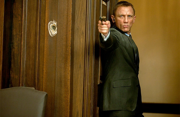 Skyfall Photos 2012