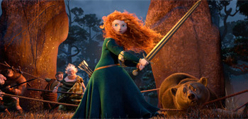 Pixar's Brave Sound Off