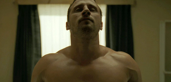 Matthias Schoenaerts in Bullhead