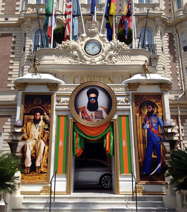 The Dictator - Cannes