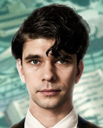 Ben Whishaw in Cloud Atlas