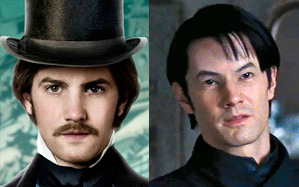 Jim Sturgess in Cloud Atlas