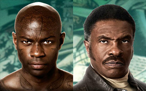 David Gyasi / Keith David in Cloud Atlas