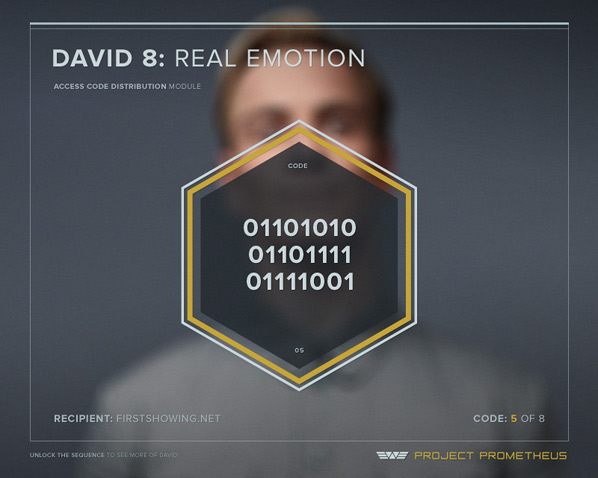 David 8: Real Emotion