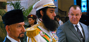 The Dictator French Trailer