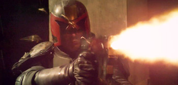 Dredd 3D TV Spots