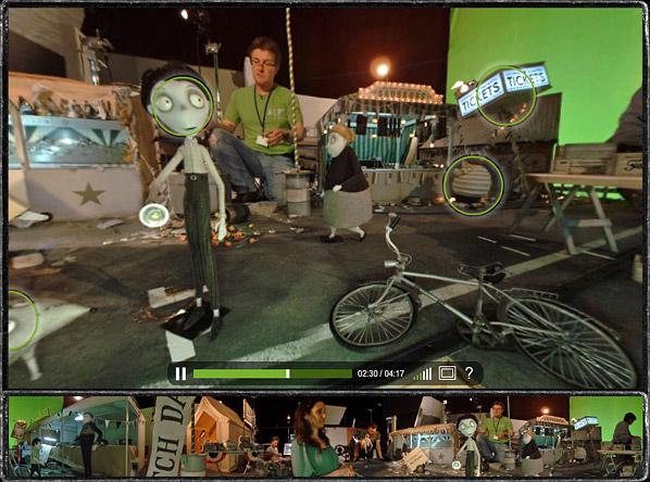 Frankenweenie Interactive 360° Set