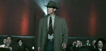Josh Brolin in Gangster Squad