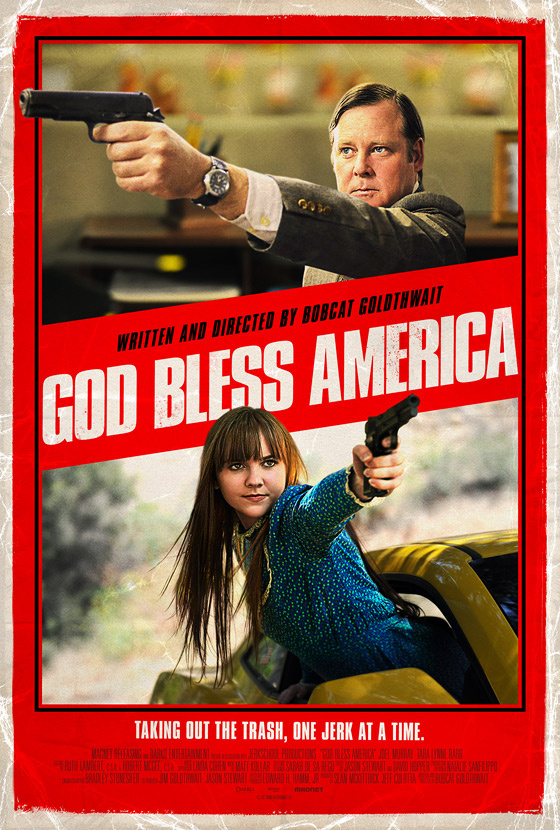 Bobcat Goldthwait's God Bless America