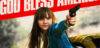 God Bless America Poster