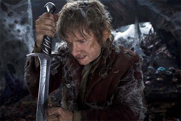 Bilbo in The Hobbit Photo