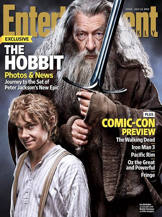 The Hobbit Entertainment Weekly