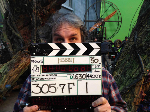 The Hobbit Finishes Shooting