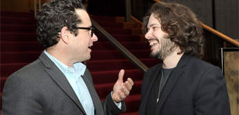 J.J. Abrams & Edgar Wright