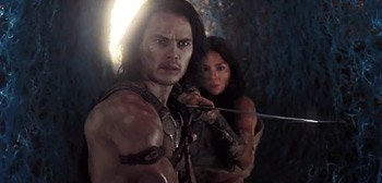 Introduction to John Carter Featurette