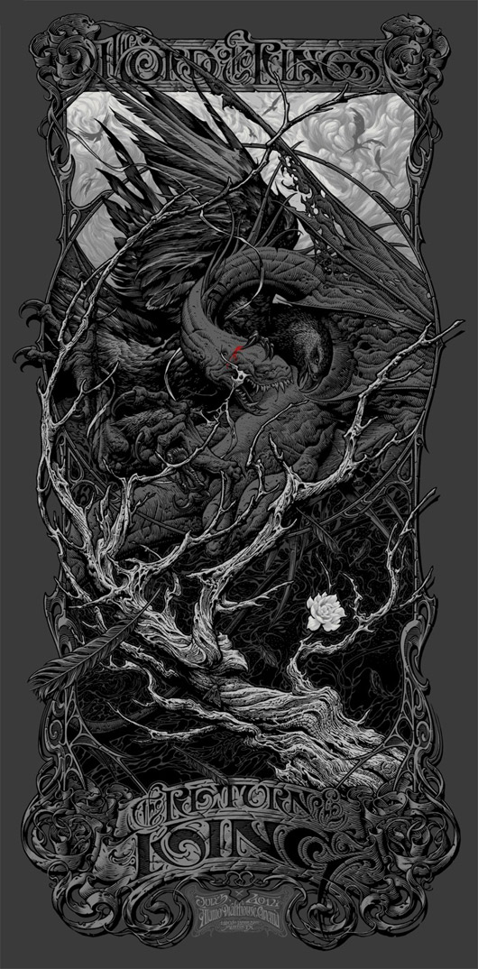 Aaron Horkey's Return of the King