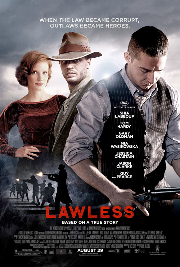 Lawless Final Poster