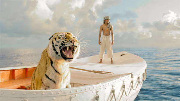 Ang Lee's Life of Pi First Look