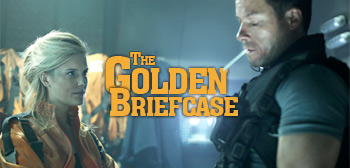 The Golden Briefcase - Lockout