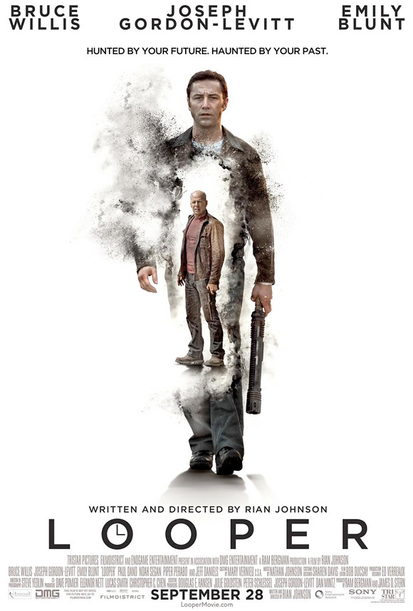 Looper Within Poster