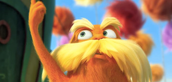 The Lorax Super Bowl Spot