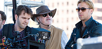 Terrence Malick in Austin