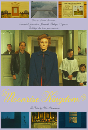 Tilda Swinton - Moonrise Kingdom