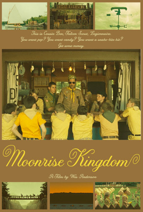 Jason Schwartzman - Moonrise Kingdom
