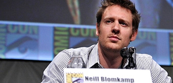 Neill Blomkamp Comic-Con Interview