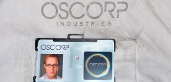 Oscorp - Dr. Connors