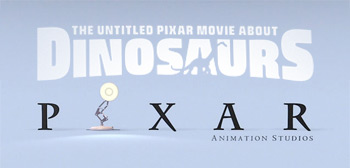 Pixar - Dinosaur Movie
