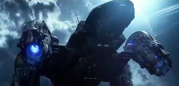 Prometheus Preview Trailer