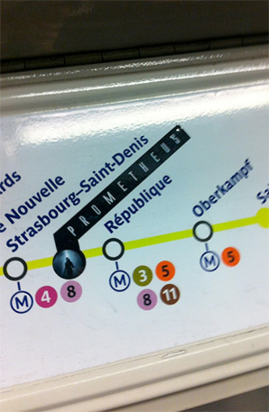 Prometheus Subway