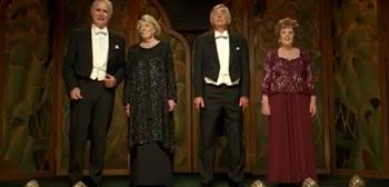 Dustin Hoffman's Quartet