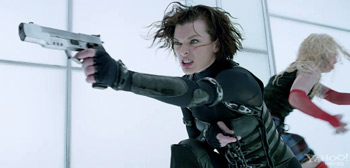 Resident Evil: Retribution Trailer