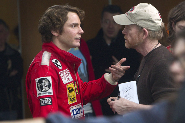 Ron Howard's Rush Photo