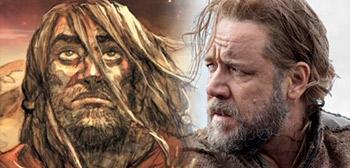 Russell Crowe / Darren Aronofsky's Noah