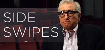Martin Scorsese - Side Swipes