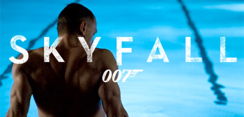 James Bond in Skyfall