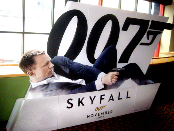 Skyfall Banner