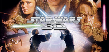 Star Wars Prequels 3D