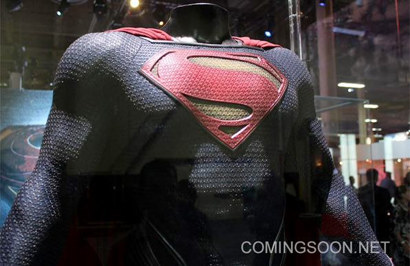 Superman Costumes - Licensing Expo