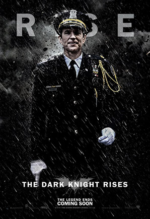 The Dark Knight Rises Poster - Deputy Commissioner Foley